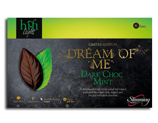 Buy slimming world dark choc mint crisp hi-fi bar online