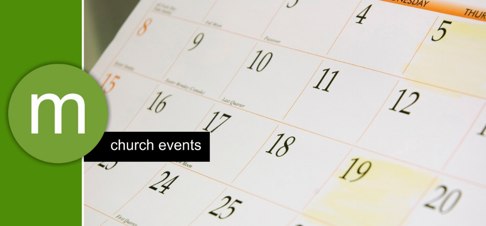 Manna Church Events