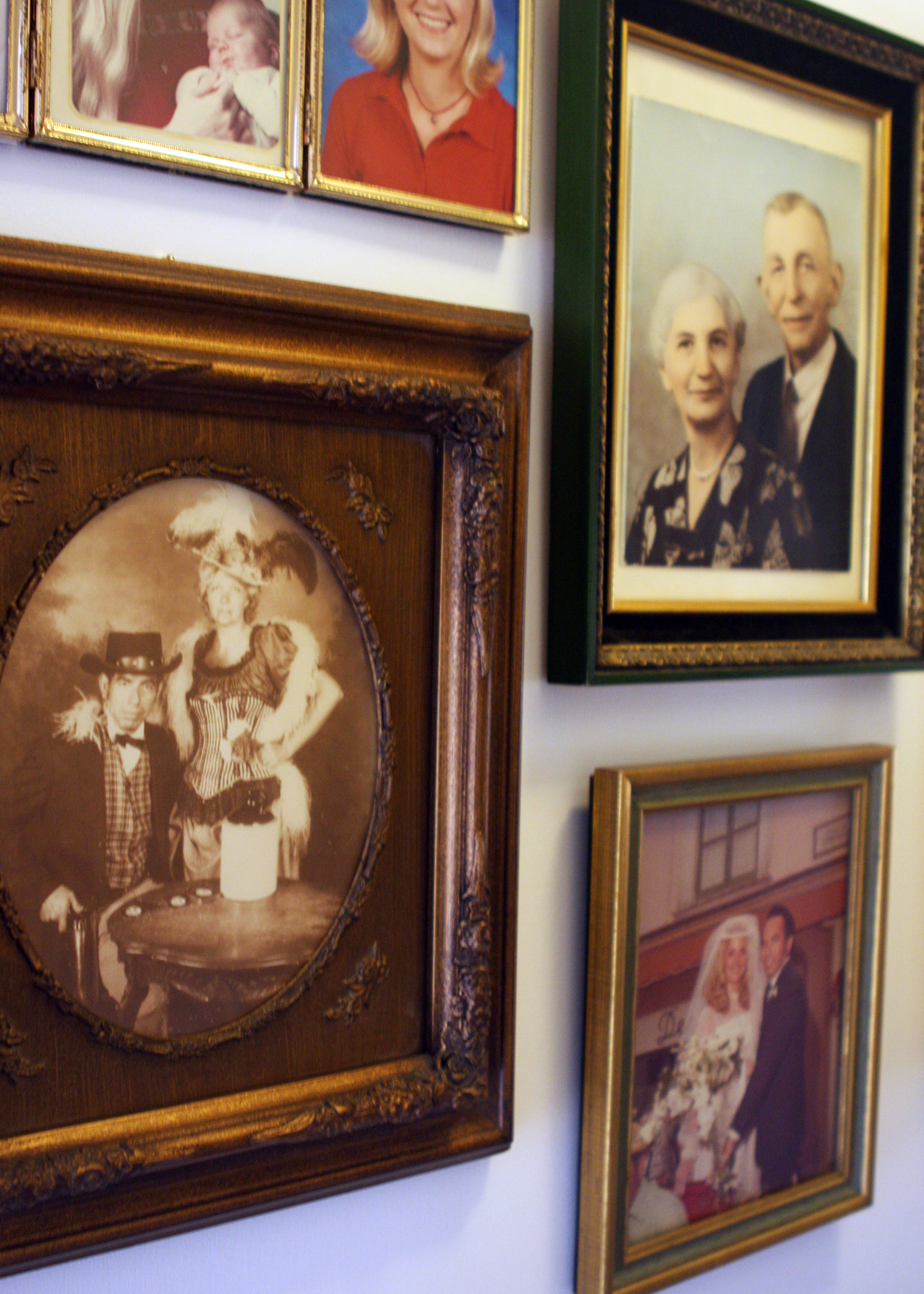 Family Gallery Wall 3