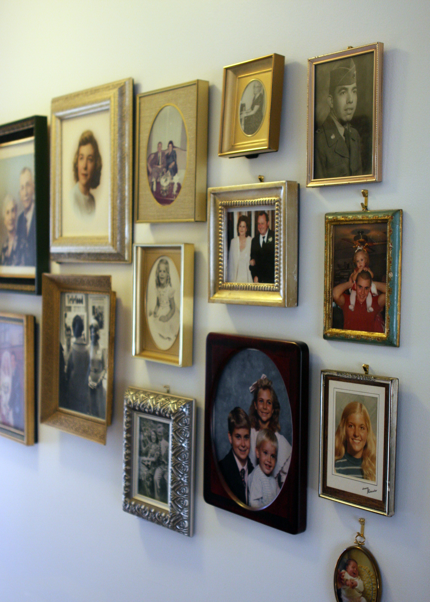 Family Gallery Wall 4
