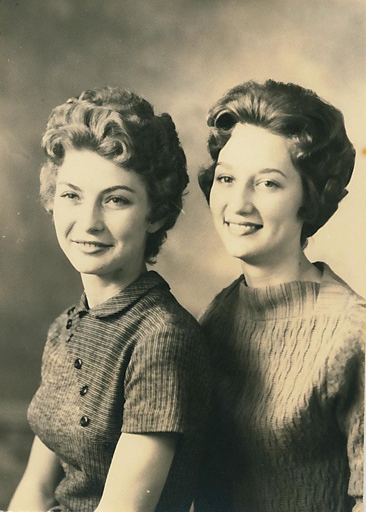 Sadie and Linda