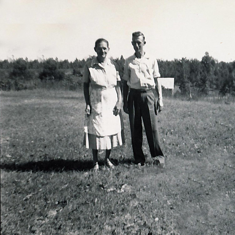 Eliza Yates and her son Clovis Guy.