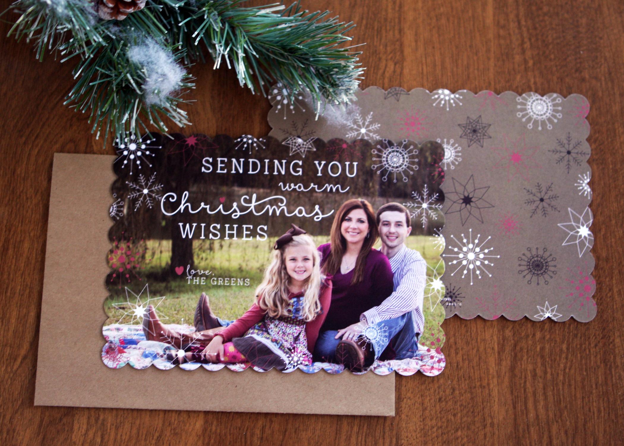 Eliza Christmas Card