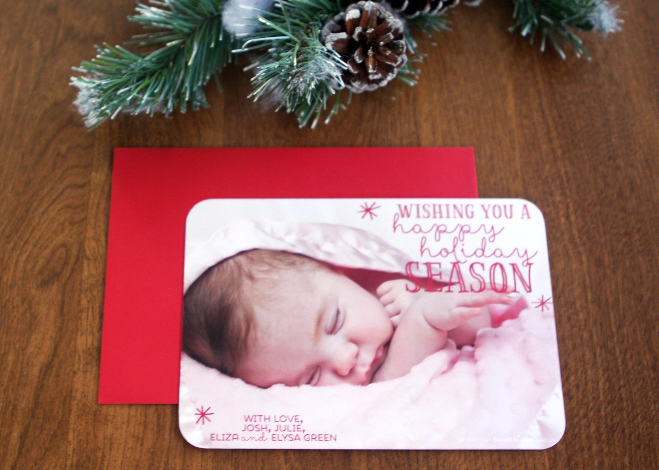 Elsie Christmas Card