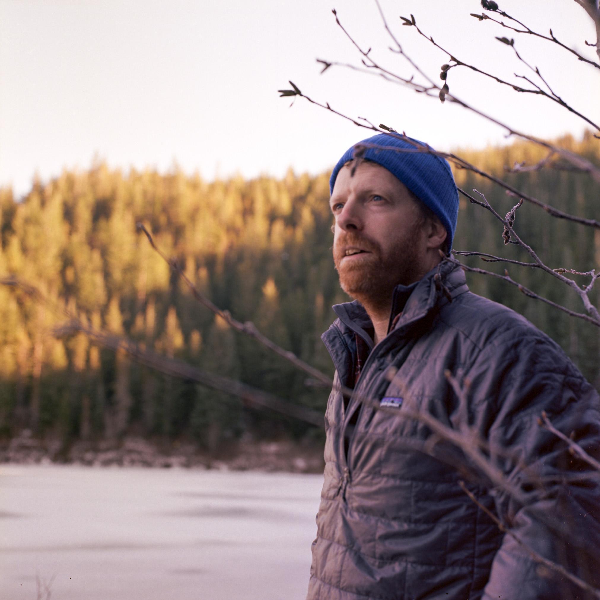 Tom and Mirror Lake