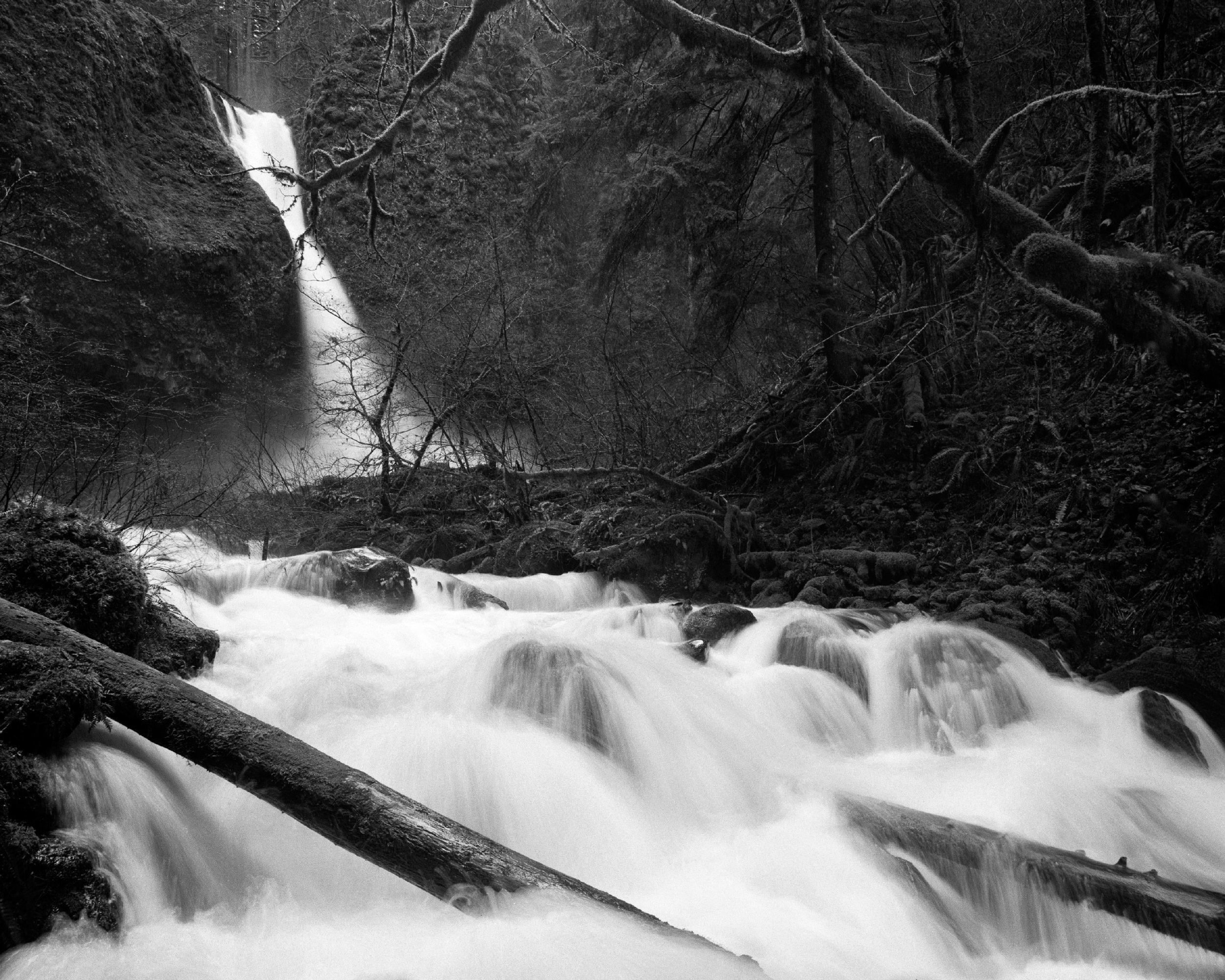 I took this downstream a bit from Ponytail falls.