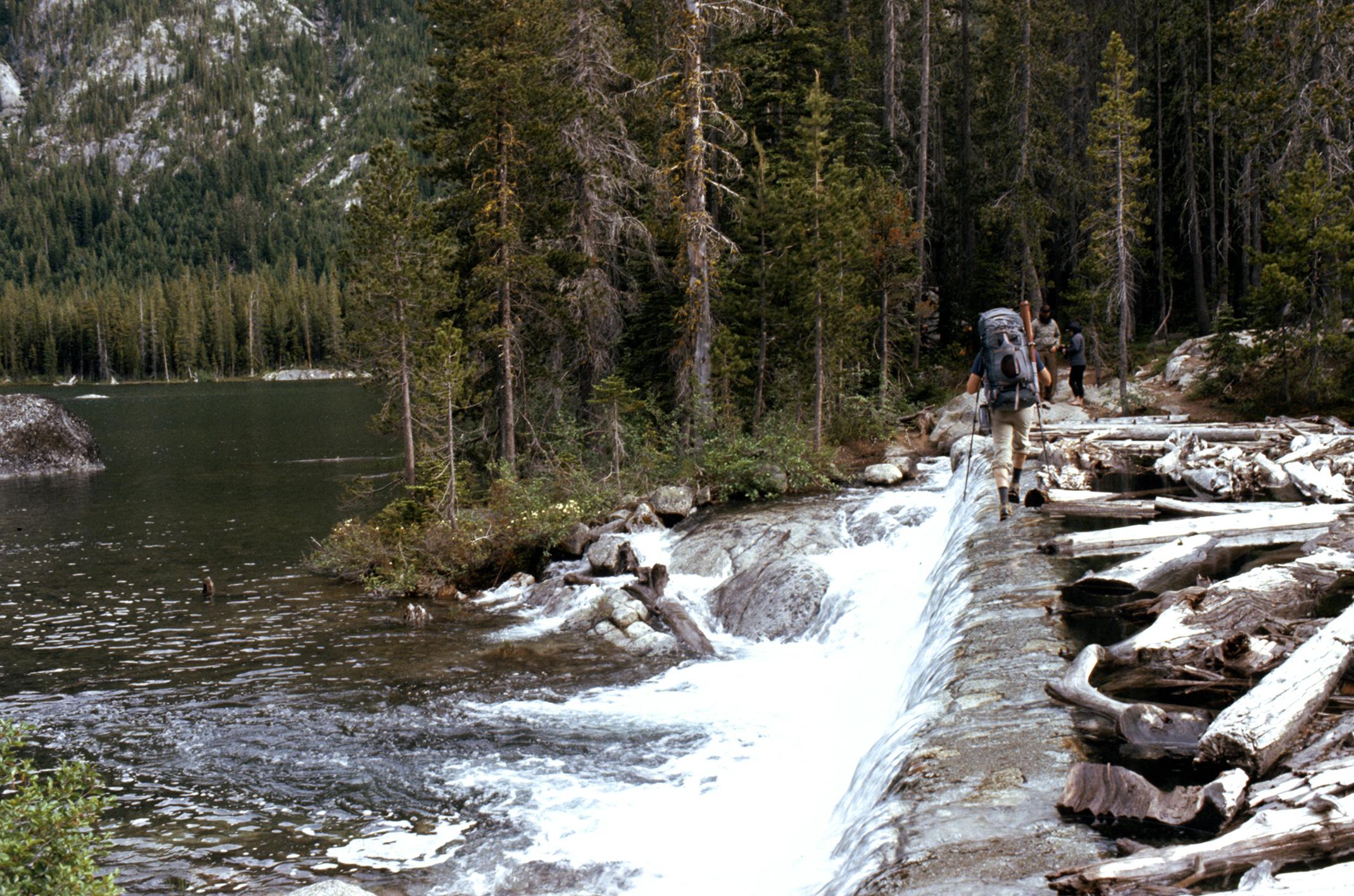 Snow Lakes Dam