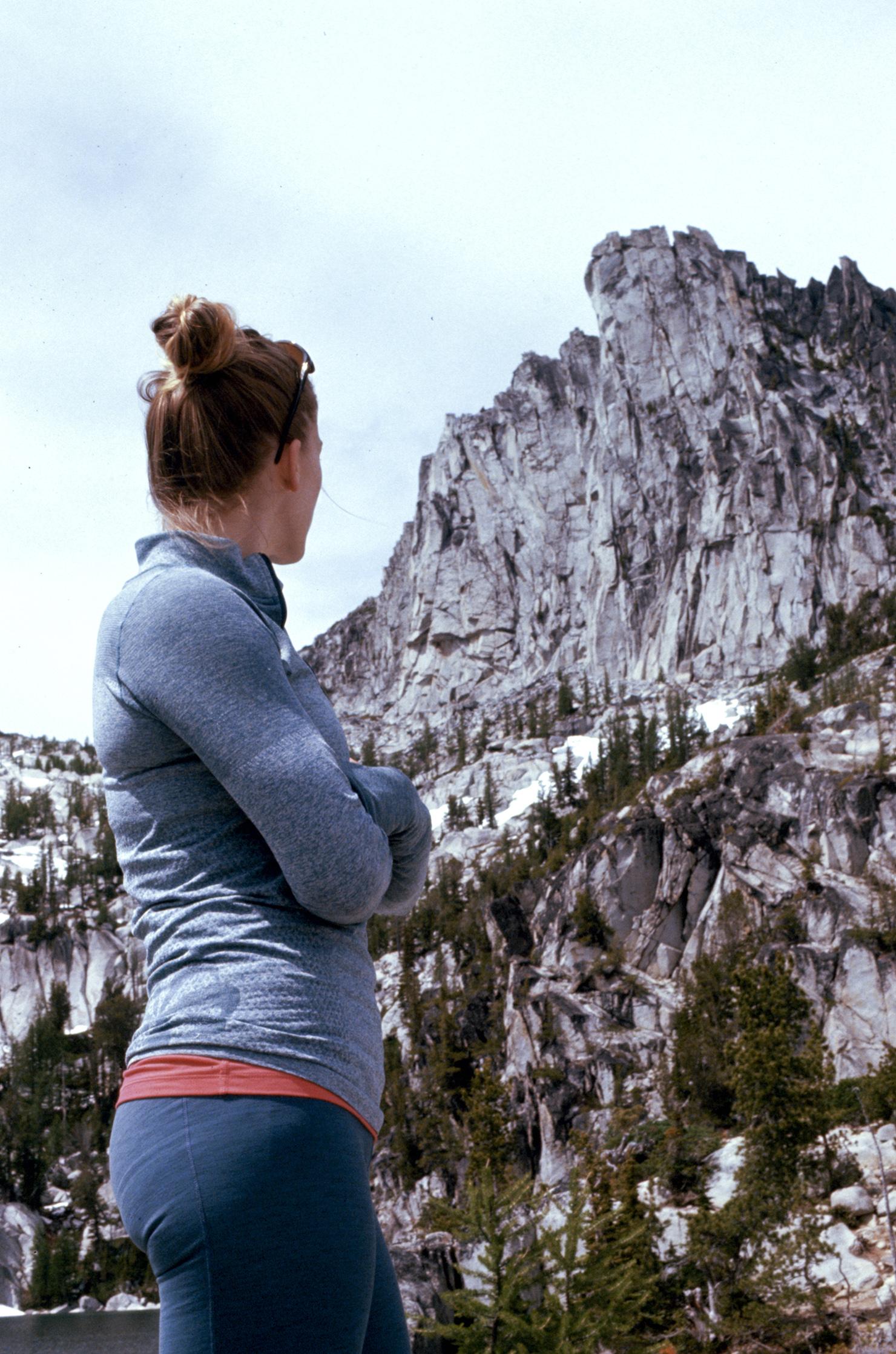 Tia and the Mountain