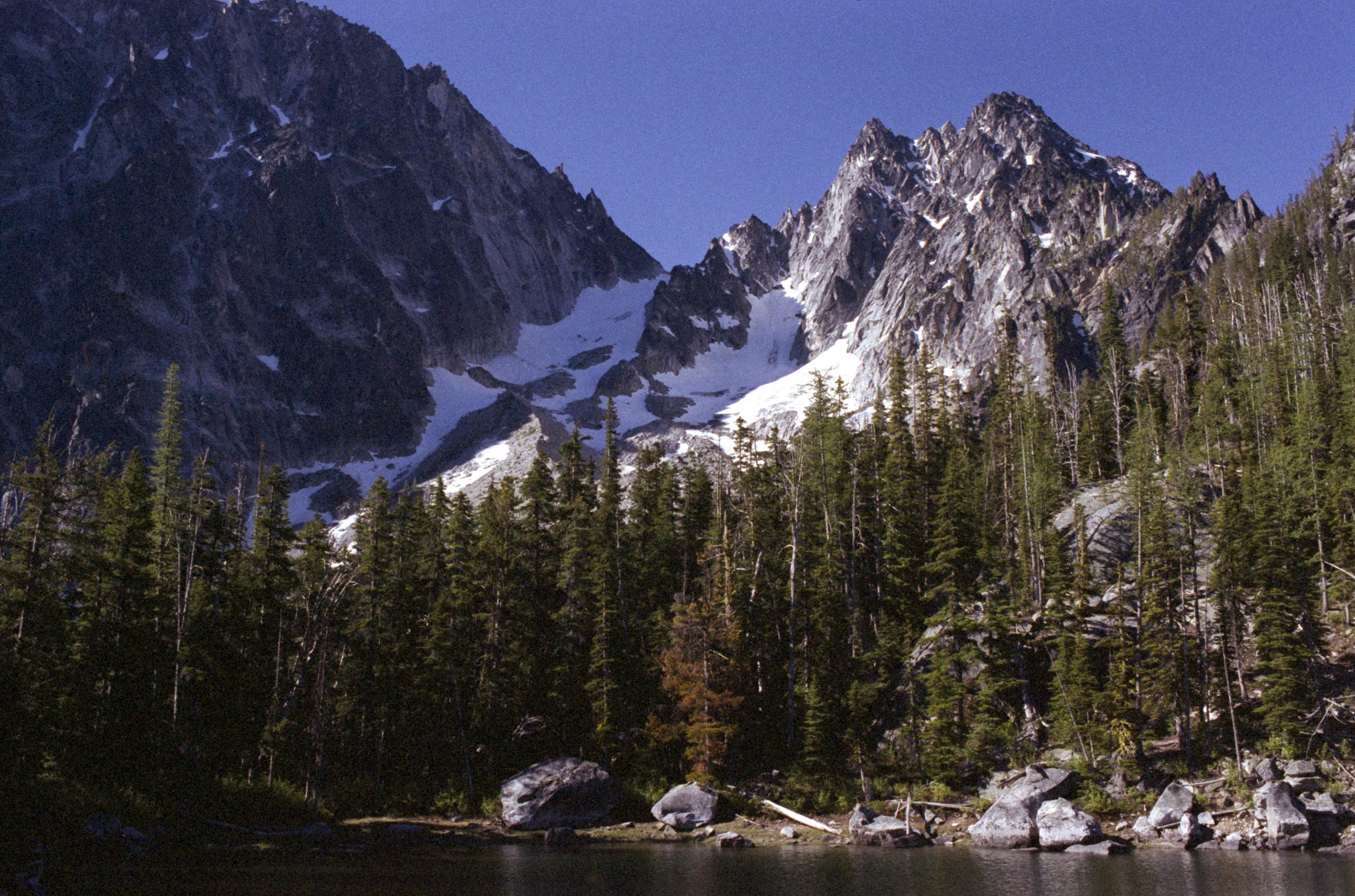 Colchuck Peak