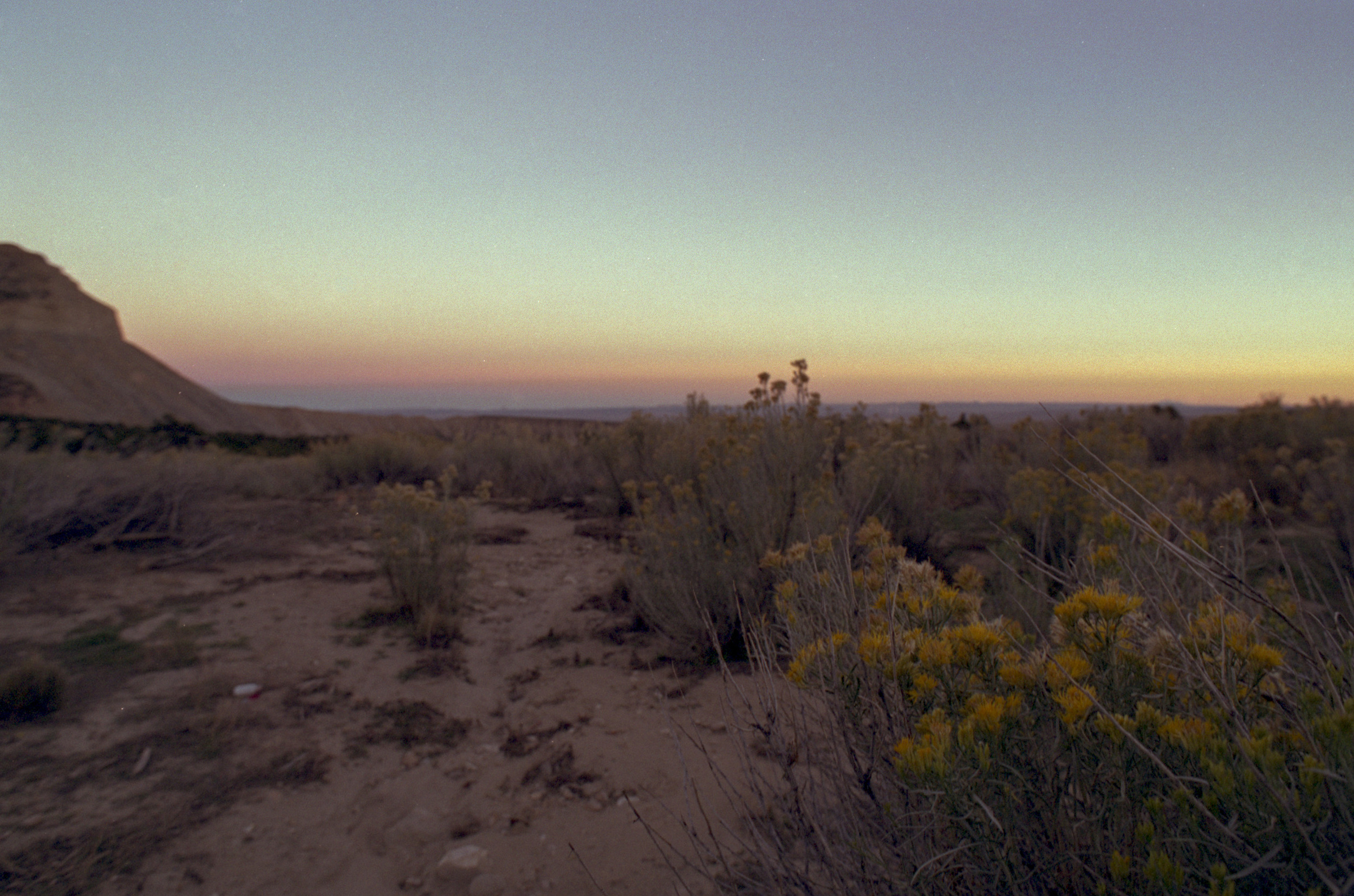 Campsite Sundown