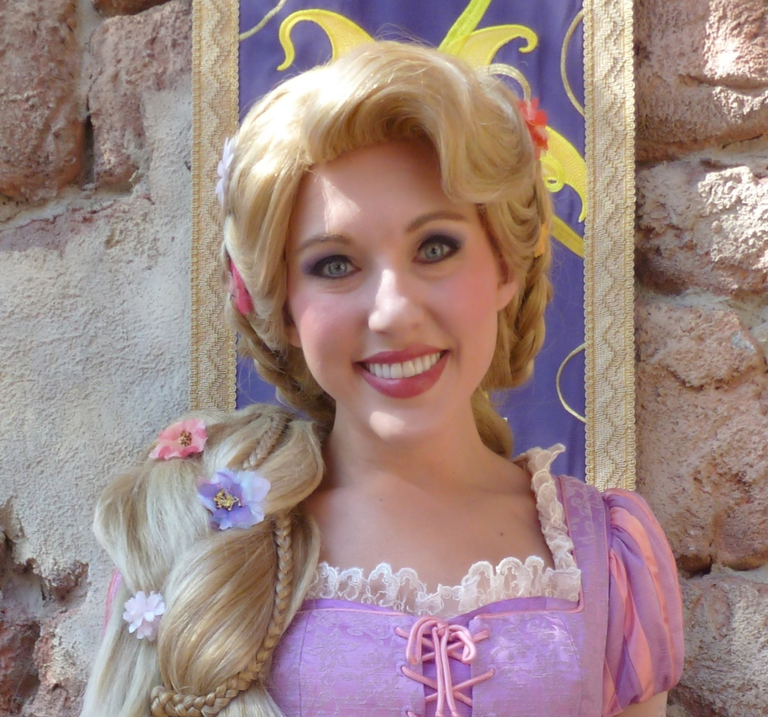 Disney World Tips and Secrets - Where to meet Rapunzel, from  Tangled , at Disney World; see: http://www.buildabettermousetrip.com/princess-rapunzel-at-disney-world