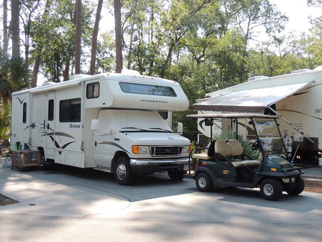 Disney's Fort Wilderness Campground Information - Premium CampSite