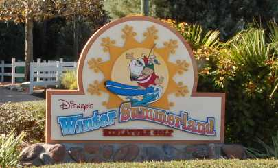 Here's what you need to know about Miniature Golf at Disney World. You get 2 vouchers to play free before 4PM with your Disney World vacation package. (Photo: Disney's Winter Summerland Mini-golf course at the Walt Disney World Resort in Florida.)