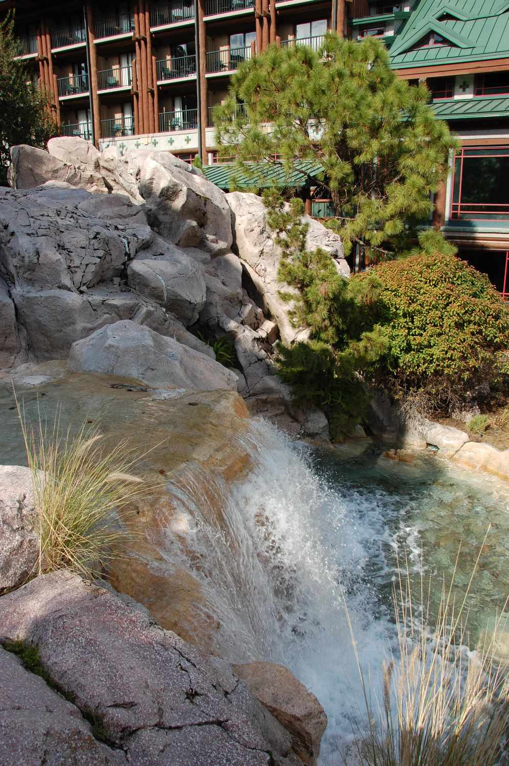 Disney's Wilderness Lodge Resort has a natural look and feel that is inspired by the magnificent National Parks in America.