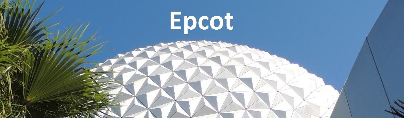 Healthy Quick-Service Food at Epcot - Walt Disney World Resort / Florida.