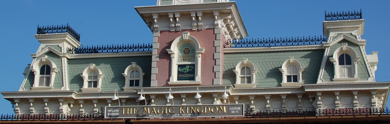 Healthy food options in the Magic Kingdom at Disneyworld.