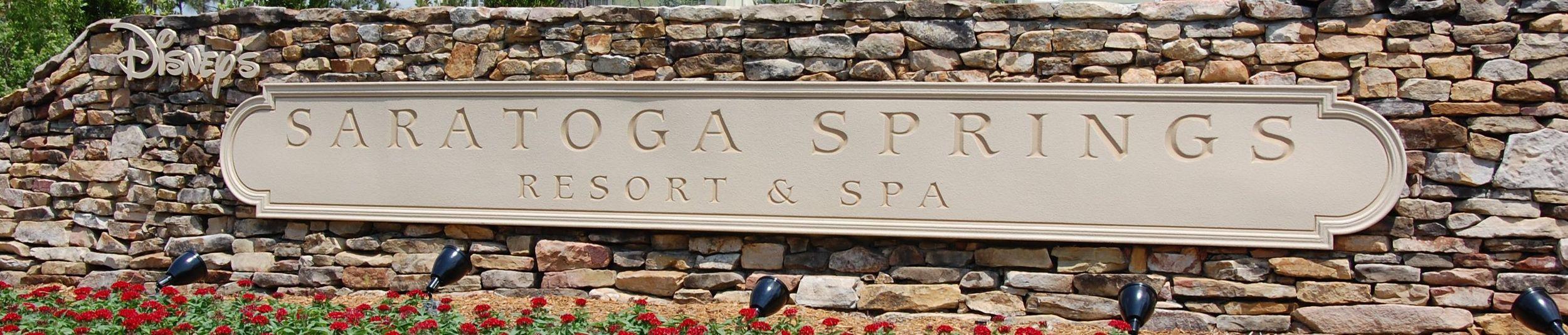 Disney's Saratoga Springs