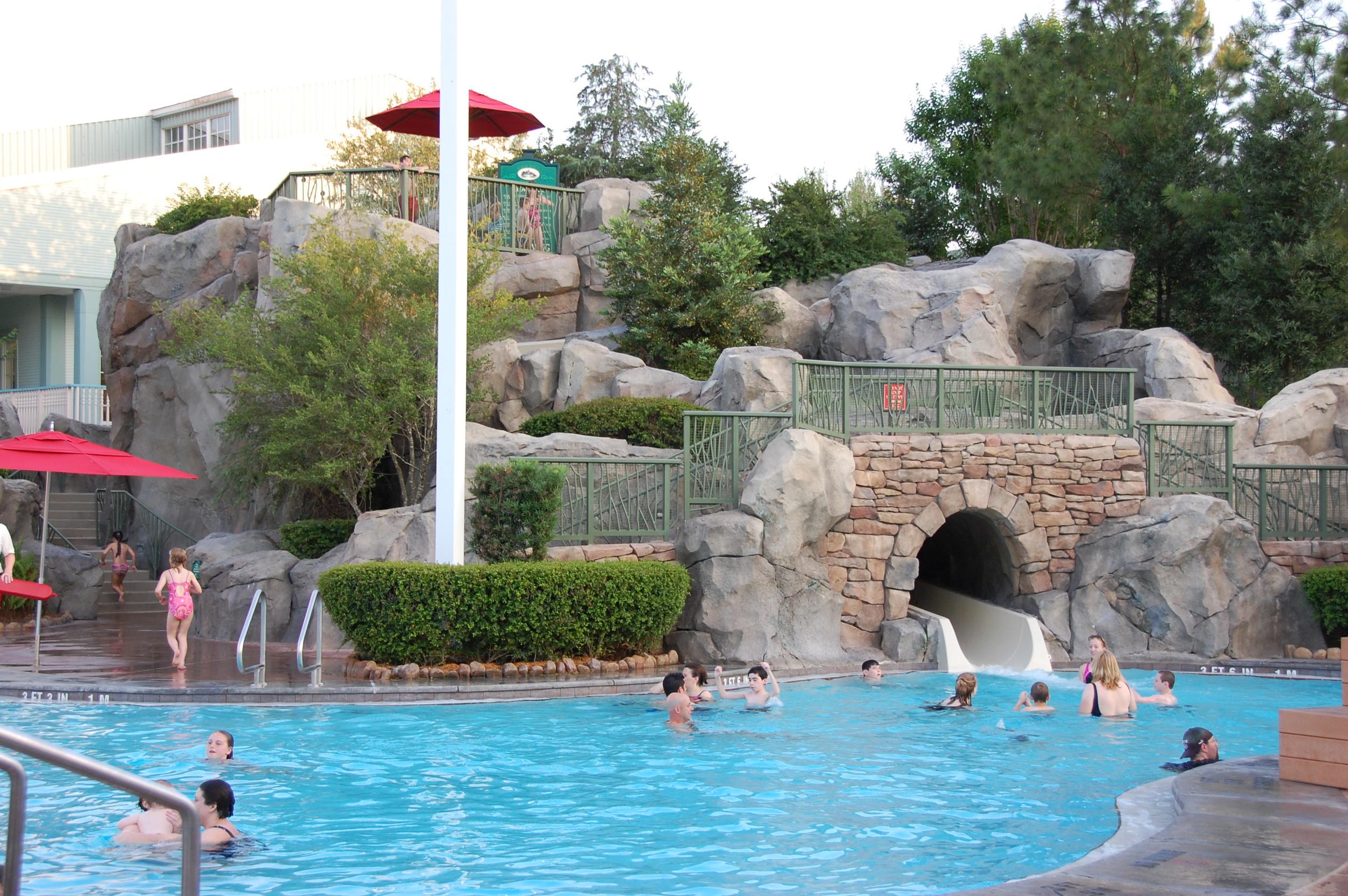 High Rock Springs Pool