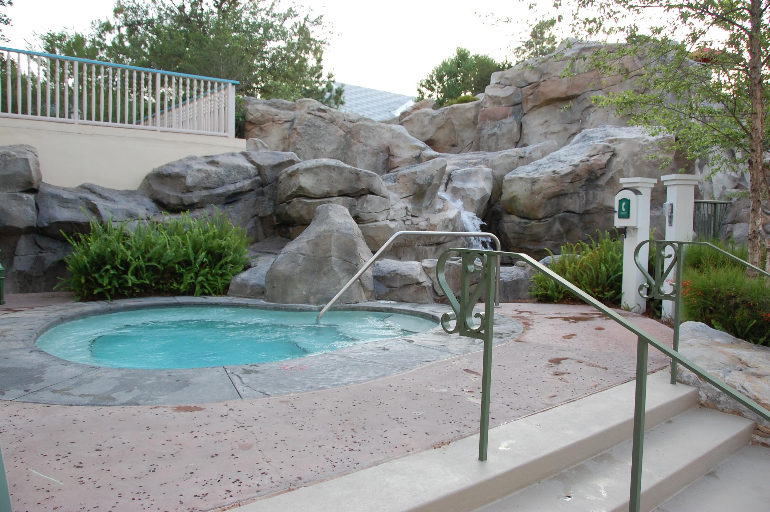High Rock Springs Hot Tub
