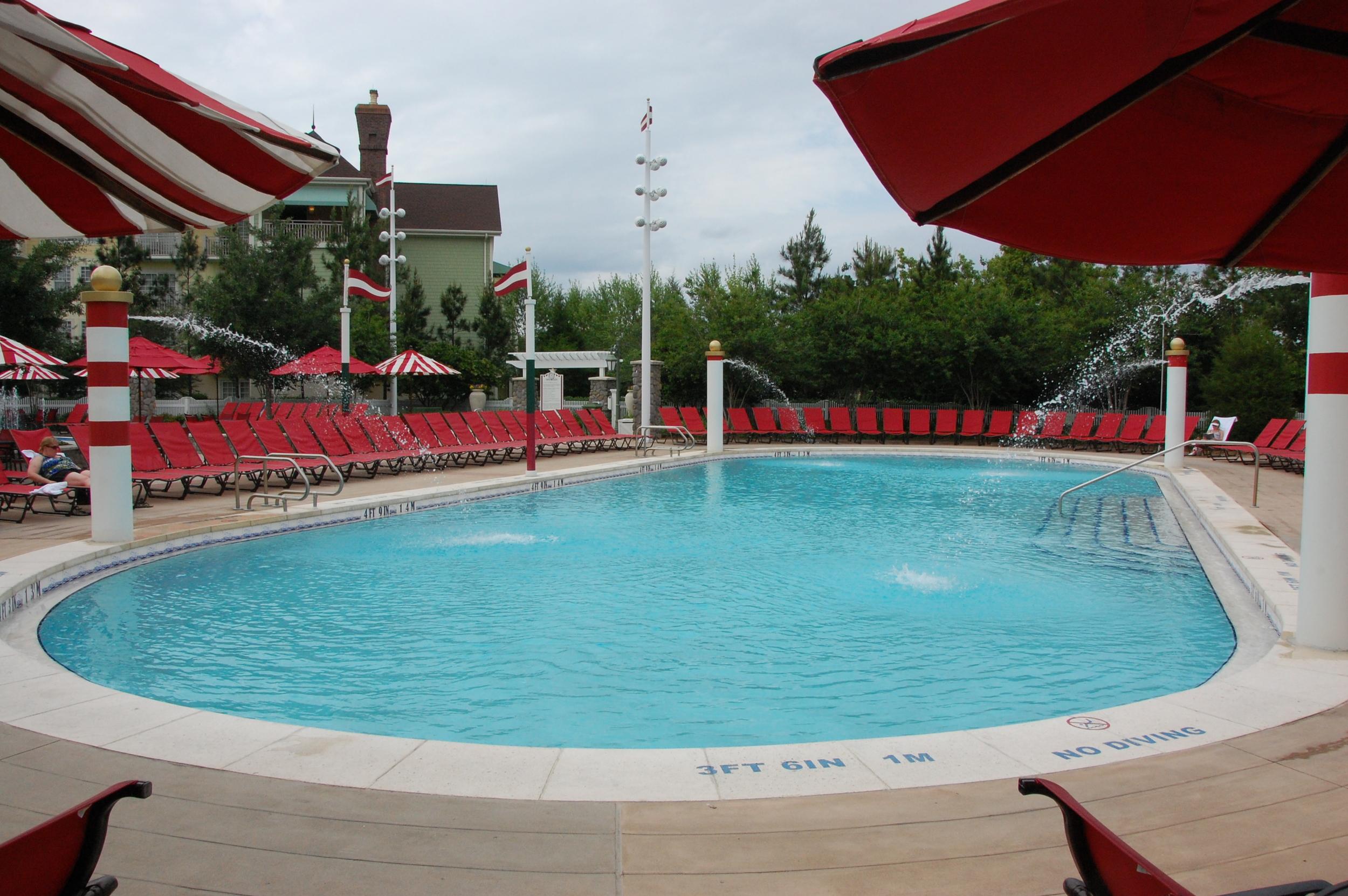Grandstand Pool