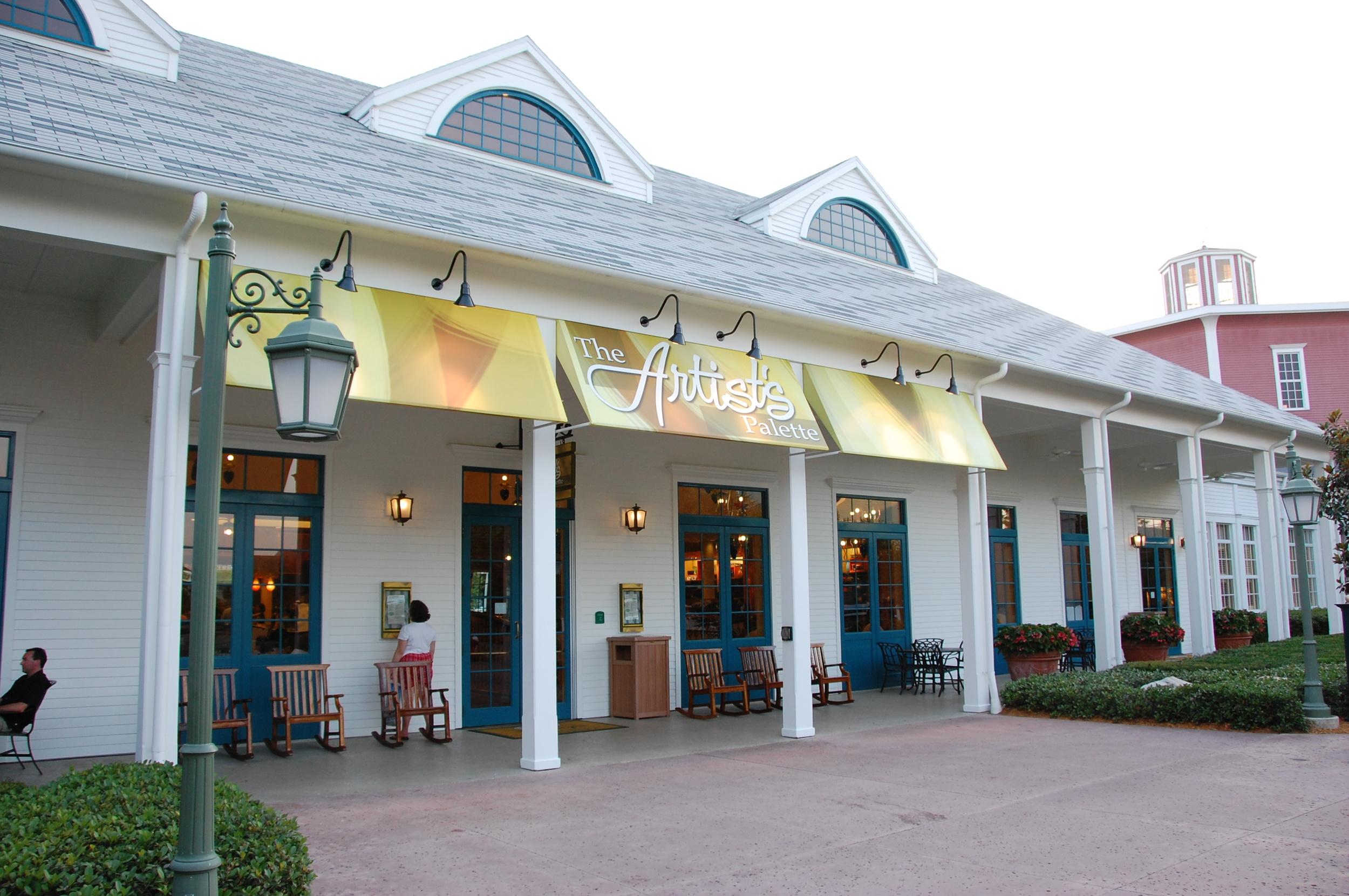 Saratoga Springs Artists Palate