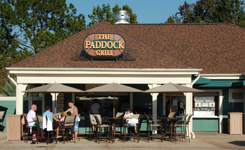 Saratoga Springs Paddock Grill