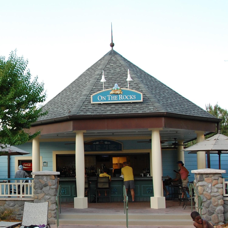 Saratoga Springs On the Rocks Pool Bar