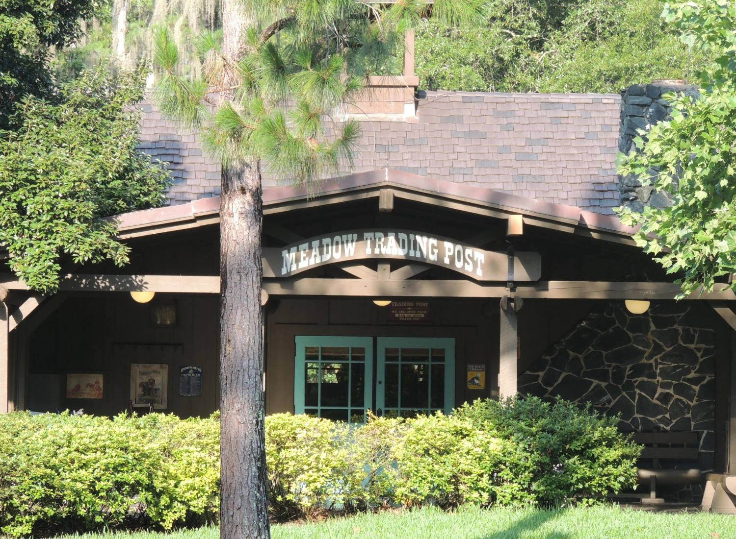 Disney's Fort Wilderness Resort and Campground Meadow Trading Post