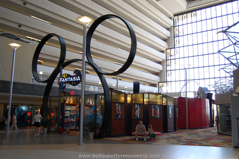Disney's Contemporary Resort Photos & Information - Fantasia Gift Shop