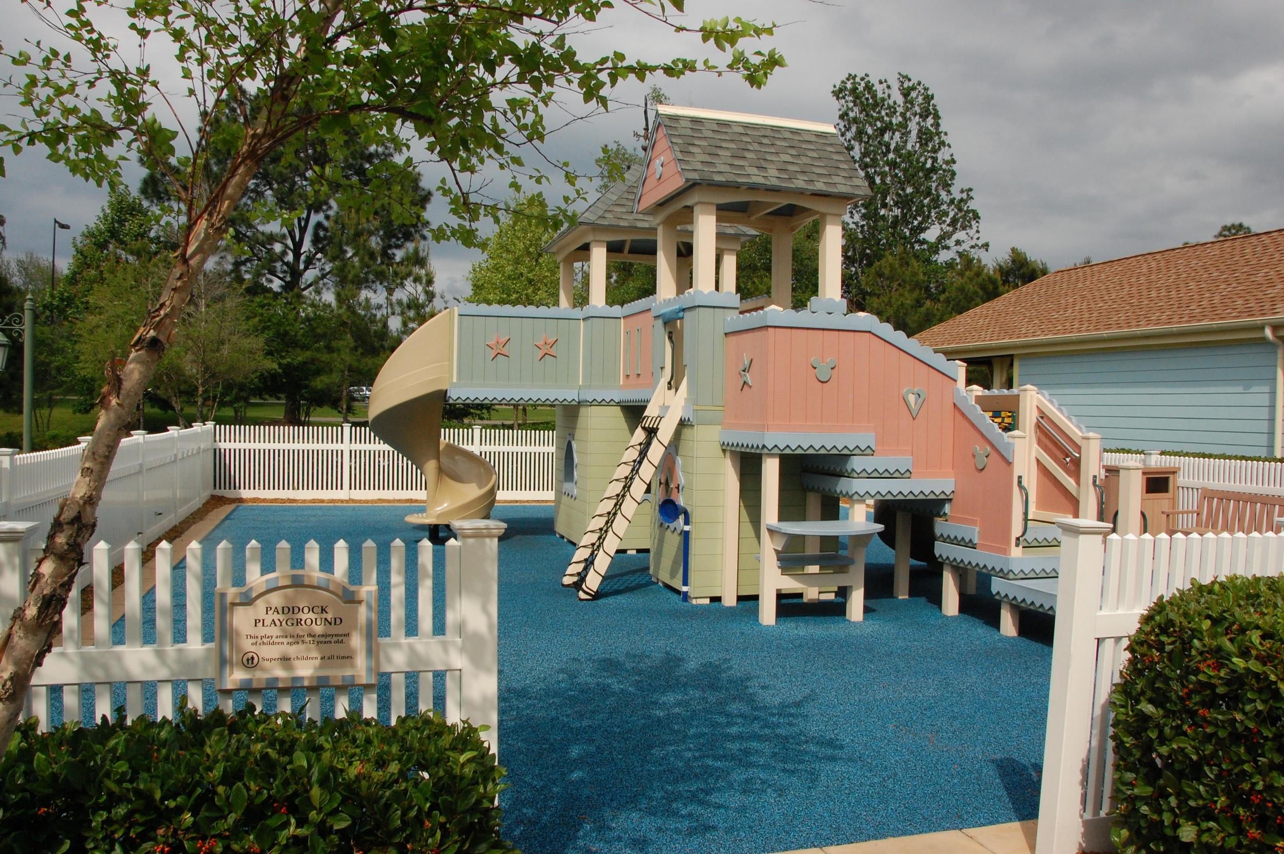 Saratoga Springs Playground