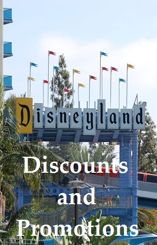 Disneyland Discounts & Promotions