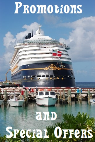 Disney Cruise Line Discounts & Promotions