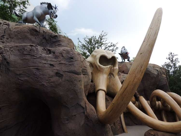 Art-of-Animation-689-Lion-King-Elephant-Graveyard-sculpture.JPG