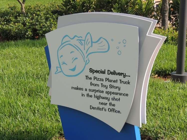 Art-of-Animation-906-Pixar-Pizza-Planet-truck-trivia-at-disneys-Art-of-Animation-Resort.JPG