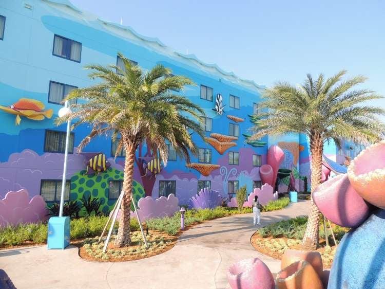 Disney's-Art-of-Animation-Finding-Nemo-themed-buildings.JPG