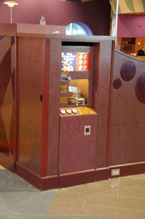 Pressed Penny machine at Disney's Pop Century Resort
