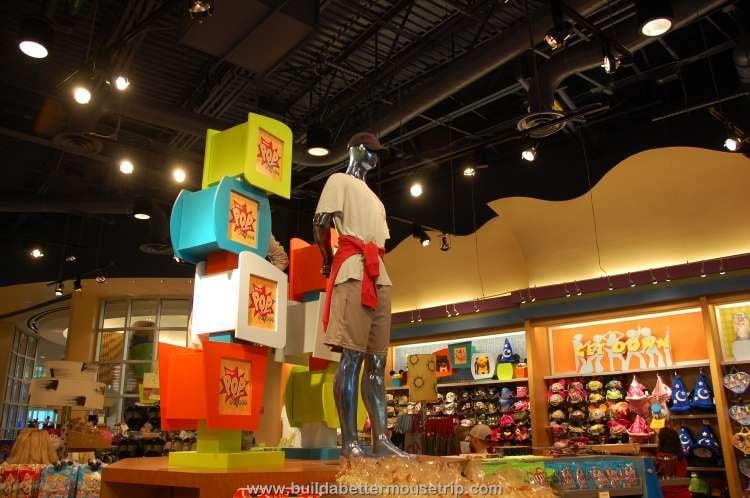 Everything Pop Souvenir Shop at Disney's Pop Century Resort / Disney World