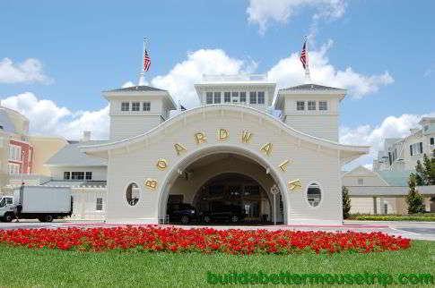 Movies Under the Stars schedule for Disney's Boardwalk Inn