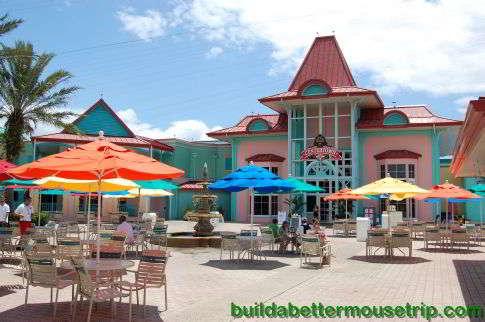 Movies Under the Stars schedule for Disney's Caribbean Beach Resort
