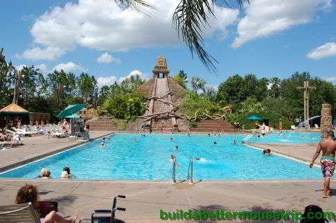 Poolside Movie Schedule for Disney's Coronado SPrings Resort