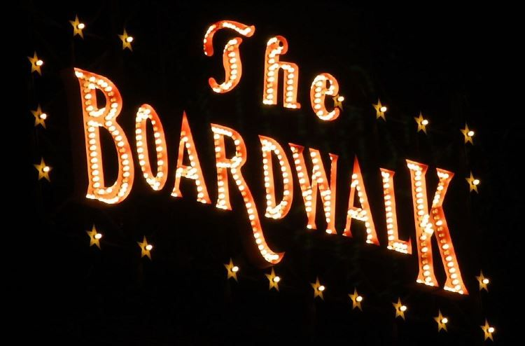 Nightlife, Dancing & Dining at the Boardwalk Entertainment Area at the Walt Disney World Resort in Florida.