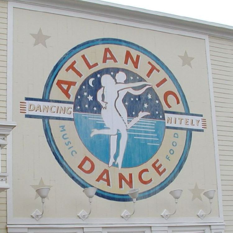 Atlantic Dance Hall at the Boardwalk / Disney World.