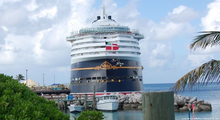 Disney Cruise Line - Disney World at Castaway Cay