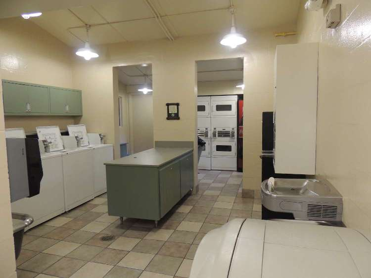 Disney's Fort Wilderness Resort & Campground Laundry Room