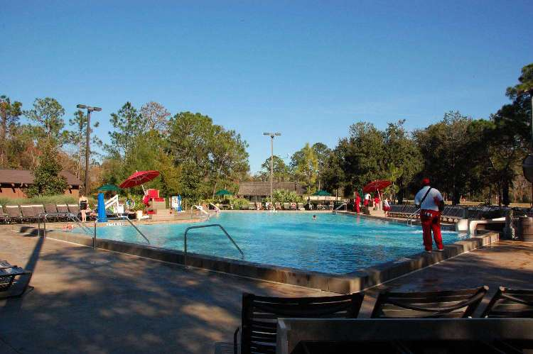 Disney's Fort Wilderness Resort - Meadow Swimming Pool