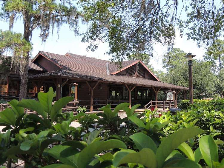 The Settlement Trading Post at Disney's Fort Wilderness Resort & Campground