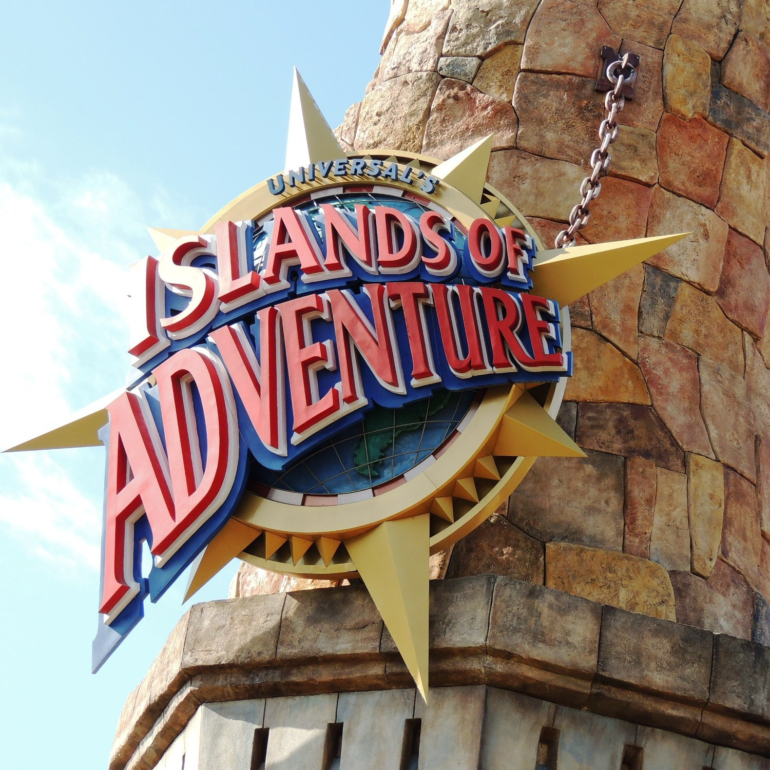 Tips for a great trip to Universal's Islands of Adventure theme park in Orlando Florida.