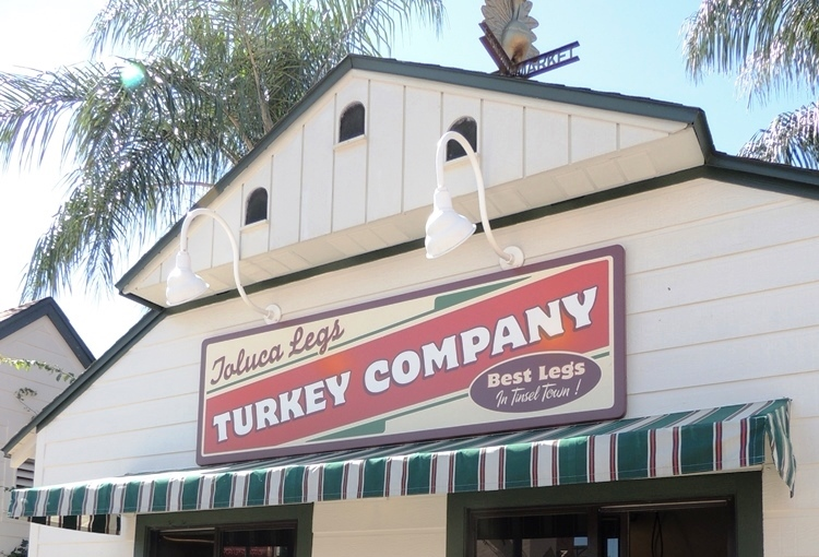 Toluca Legs Turkey Company is closing on August 2, 2016 and turkey legs will no longer be available at Disney's Hollywood Studios park.  The space will become the Sunshine Day Cafe and will have a new menu.