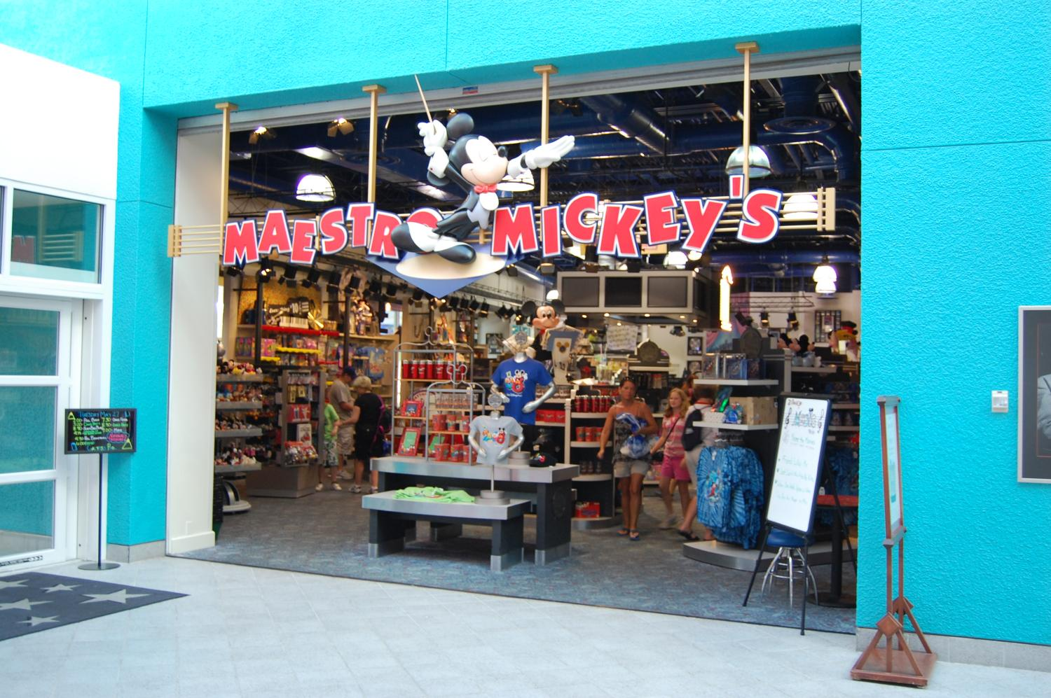 Maestro Mickey's Gifts and Sundries