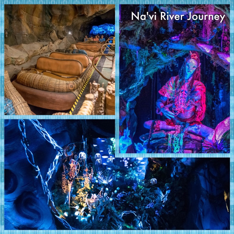 Na'vi River Journey in Pandora - The World of Avatar at Disney's Animal Kingdom park / Walt Disney World - Florida.